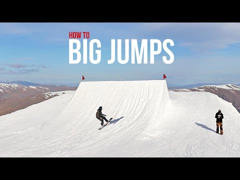 HOW TO HIT BIG JUMPS! (Full In-Depth Tutorial)