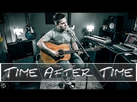 Cyndi Lauper - Time After Time | Acoustic Cover (2017)