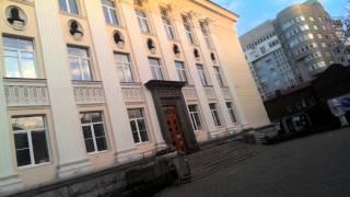 Немец офигевает в России - E173 - Екатеринбург - день 7 - видео 19 - библиотека