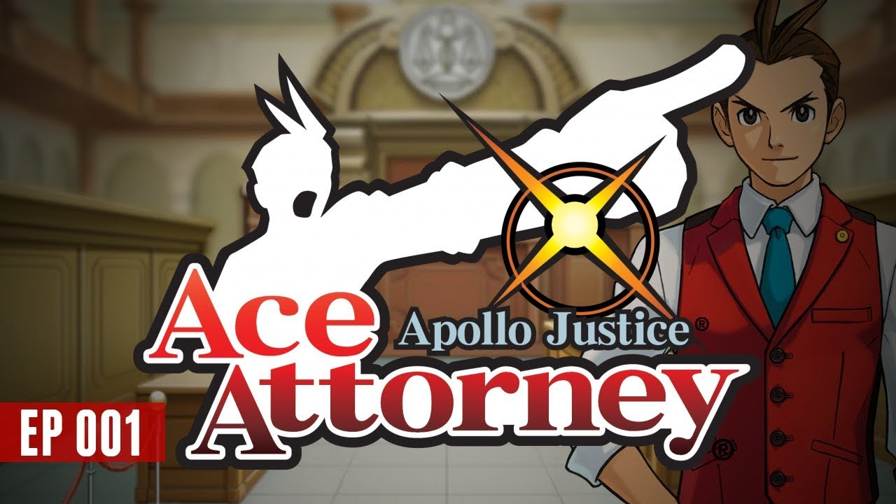 Apollo Justice Ace Attorney 3ds 01 Turnabout Trump Day 1 Trial Former 1 3 Youtube Apollo justice is a defense attorney who has operated in the united states and khura'in. apollo justice ace attorney 3ds 01 turnabout trump day 1 trial former 1 3