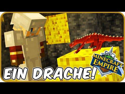 EIN BABYDRACHE! - Minecraft EMPIRE 🍖 #50 mit Clym | Earliboy