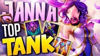 JANNA TANK/AD TOP!! NO LO SÉ RICK, PARECE CARRO