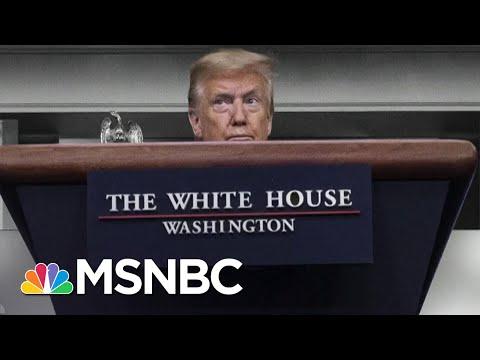 Trump Says He
