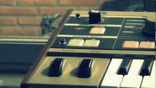 SCOPE - Arpegiator (Jarre Cover) - Test Alesis MMT8