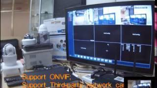 Подключение ip камер к видеорегистратору