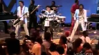 Klique - Burning Hot (Soul Train 1983)