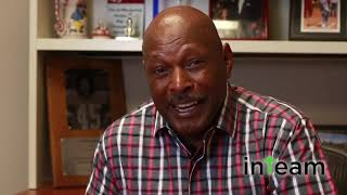 Archie Griffin - Delight yourself in the Lord, and He will give you the desires of your heart