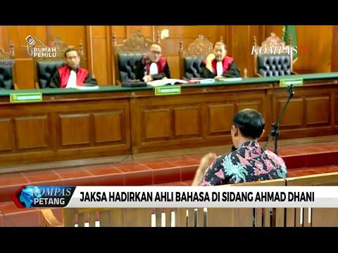 Jaksa Hadirkan Ahli Bahasa di Sidang Ahmad Dhani