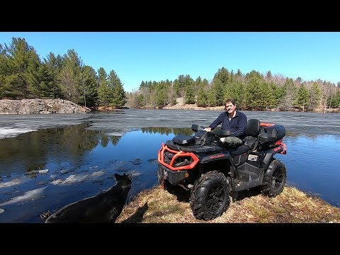 My New 2019 Can-Am Outlander Max XT 850 Specs & Features