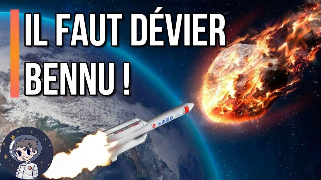 La Chine veut SAUVER LA TERRE de l'astéroïde Bennu - Le Journal de l'Espace #93 - Actualité spatiale