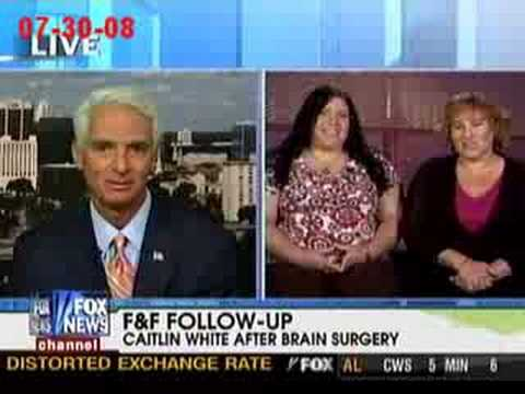 FL Governor Crist on Drilling & Helping girl w/ Surgery