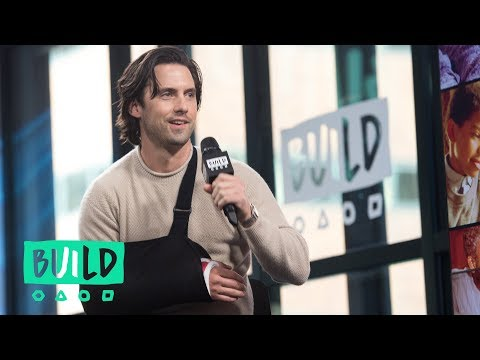 Milo Ventimiglia Talks About The TV Show, This Is Us   BUILD Series