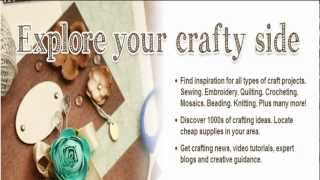 """crazy for crafts review"":Don"
