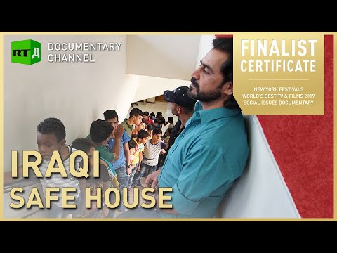 Iraqi Safe House. One man's quest to give Iraqi orphans a se