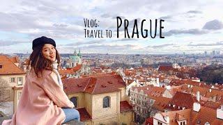 跟我一起玩歐洲: Prague 布拉格真的太美!|Jasmine