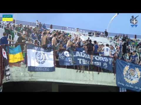 GT98 / GLADIATORS TBILISI 1998 26.05.2015 ( DINAMO TBILISI - FC SAMTREDIA / GEORGIA CUP FINAL)