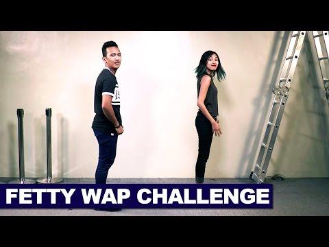 Fetty Wap Challenge by Sexy Megan