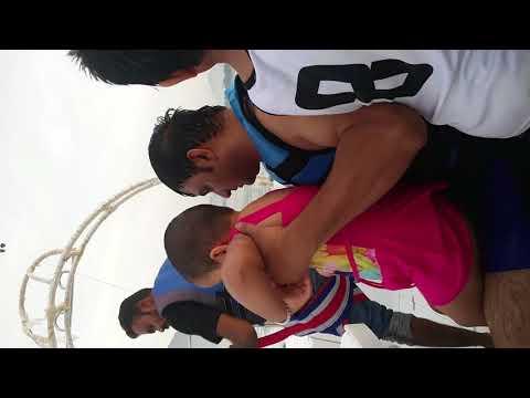 Para sailing Fujairah 2017 31 Aug, Eid Weekend