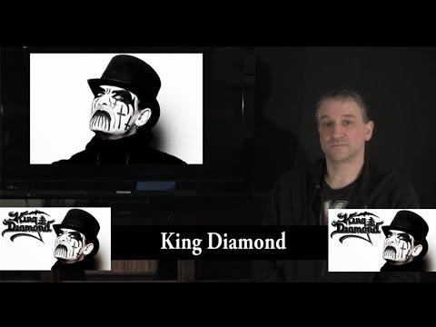 King Diamond (Mercyful Fate) Interview 2014-talks Melissa & Don't break the Oath
