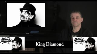 King Diamond (Mercyful Fate) Interview 2014-talks Melissa & Don