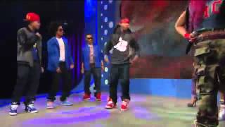 Mindless Behavior vs.OMG Girlz Dance Battle