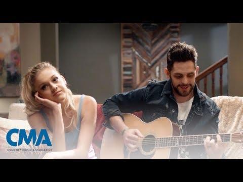 CMA Fest Outtakes with Thomas Rhett & Kelsea Ballerini | CMA Fest 2017 | CMA