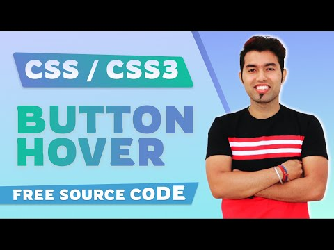 🔴 Awesome CSS Button Hover Effects in 2021