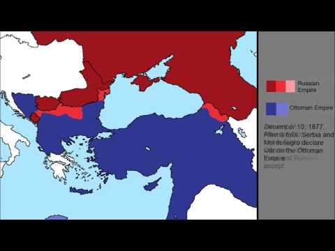 Russo-Turkish War of 1877-78