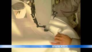 Keestar CL-F120 FIBC sewing machine for sewing loop of big bag