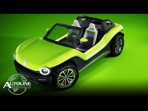 VW I.D. BUGGY & More Hot Geneva Reveals - Autoline Daily 2545