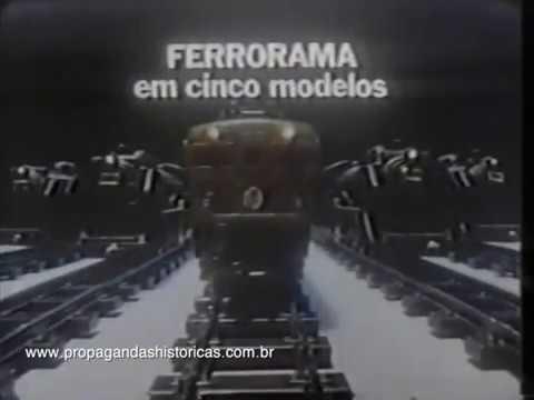 Ferrorama (Estrela) - 1979