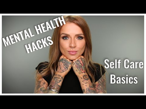 5 Mental Health Hacks: Self Care