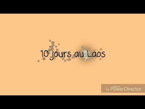 10 jours au Laos