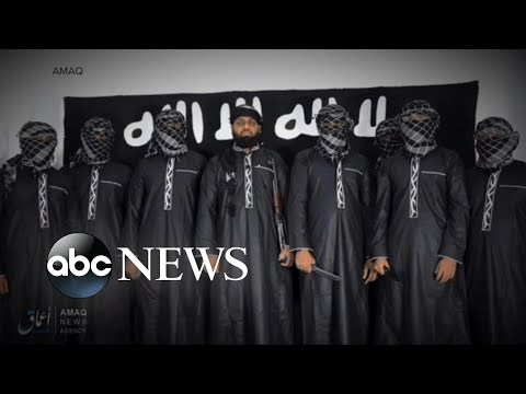 ISIS claims responsibility