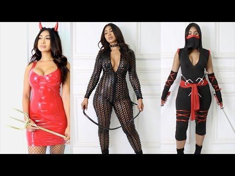 Sexy Creative Halloween Costume Ideas Youtube