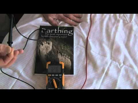Barefoot Earthing Bed Pad