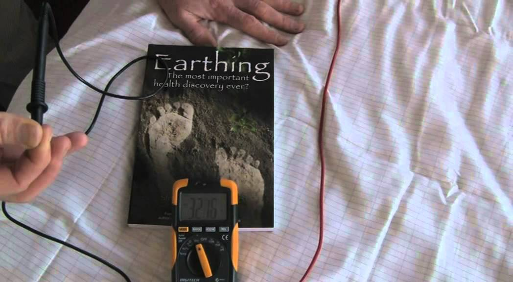 Great Barefoot Earthing Bed Pad