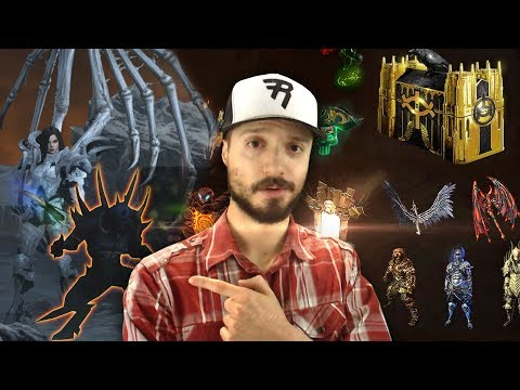 LEAK: New Diablo 3 Cosmetics: Twitch Promotion Event; Path of Exile Flashback Event Announced & more