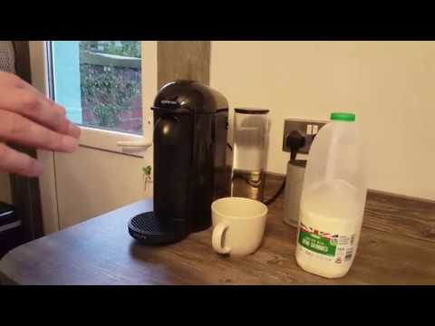 How to Use a Nespresso Vertuo Machine to Make Coffee for ...