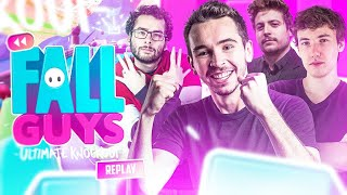 LA GROSSE TEAM ! ► Fall Guys avec Sardoche, Xari & Lutti !