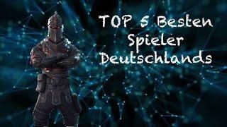 Top 5 besten Deutschen Fortnite Youtuber (Meiner Meinung nach)