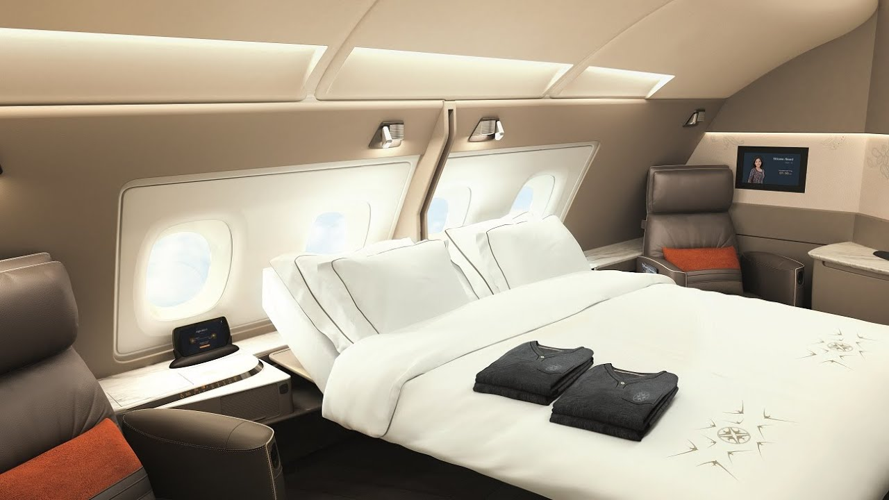 Top 5 best airlines for flying First Class   Two hours in the air ✈️