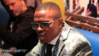 Peter Quillin on Daniel Jacobs & dealing w/criticism over not fighting Gennady Golovkin