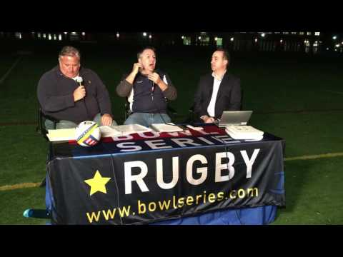 2016 Bowl Series: EIRA v Play Rugby Captains – Alex Goff