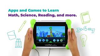 LeapPad® Academy | Learning Tablet | Demo Video | LeapFrog