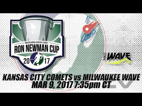 Central Division Championship Game One - Kansas City Comets vs Milwaukee Wave