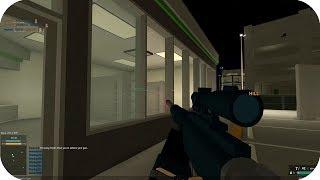 Bebe Aenh es un crack con el sniper - Roblox Phantom Forces