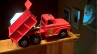 1959 Tonka Hydraulic Custom Dump Truck