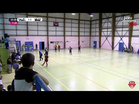 6e Journée Kia Futsal Guadeloupe : FAX vs FAC