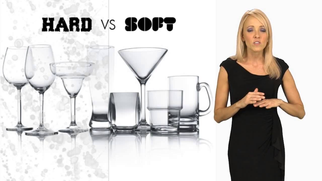 Hard Water vs Soft Water!!! - YouTube